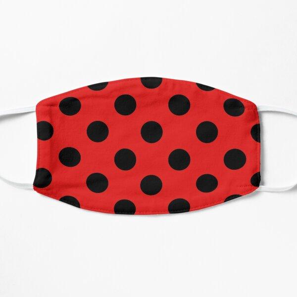 Ladybug Flat Mask
