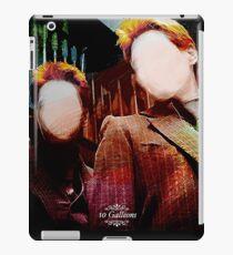 ♕ Weasley ♕ iPad Case/Skin