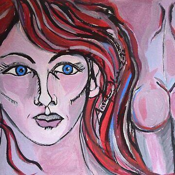 Unashamed Desire by AntheaSlade