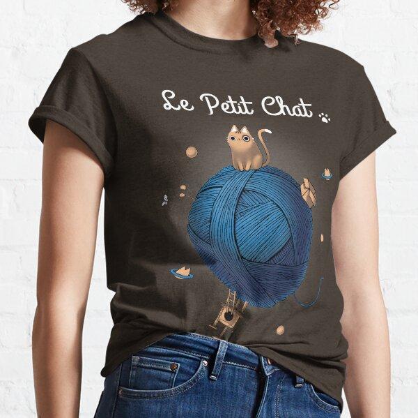 Le Petit Chat T-shirt classique