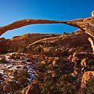 The Landscape Arch, Arches National Park by Daniel H Chui