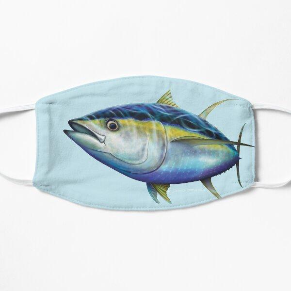 Yellowfin Tuna Flat Mask