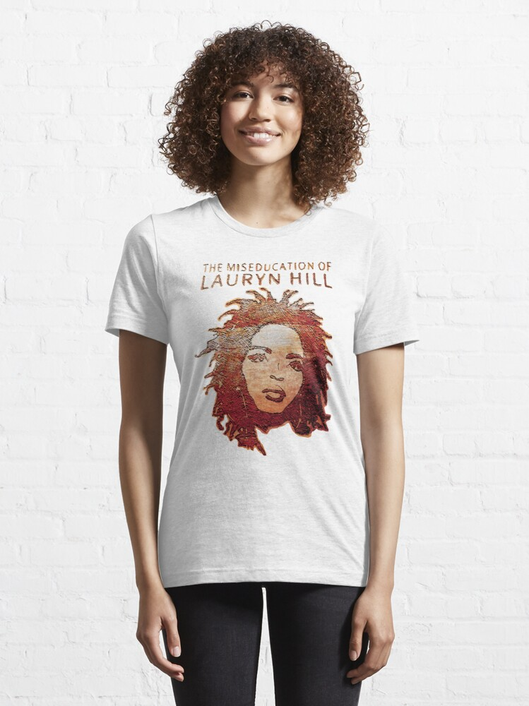 Alternate view of The Famous Lauryn Hill  Essential T-Shirt