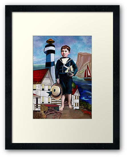 A SAILOR'S LIFE FOR ME by Tammera