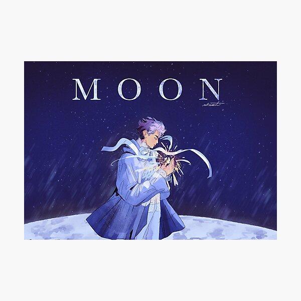 Moon Jin Photographic Print