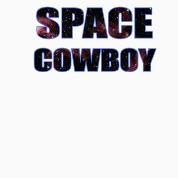 SPACE COWBOY by lerhone