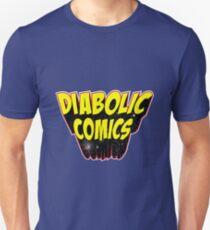DIABOLIC COMICS II Unisex T-Shirt