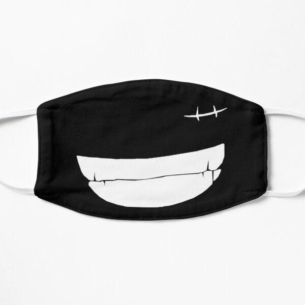 Luffy smile - One piece Flat Mask