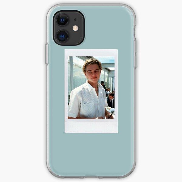 Leonardo DiCaprio polaroid iPhone Soft Case