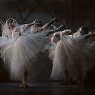 Giselle Act 2 by Lawrence Winder