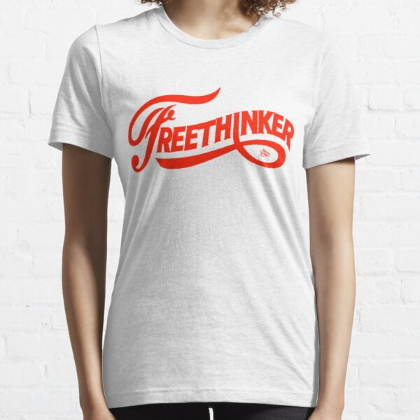 FreeThinker Vintage by Tai's Tees Essential T-Shirt