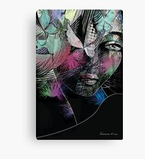 'Butterflies' Canvas Print