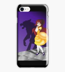 Twisted Tales - Beauty and the Beast iPhone Case/Skin