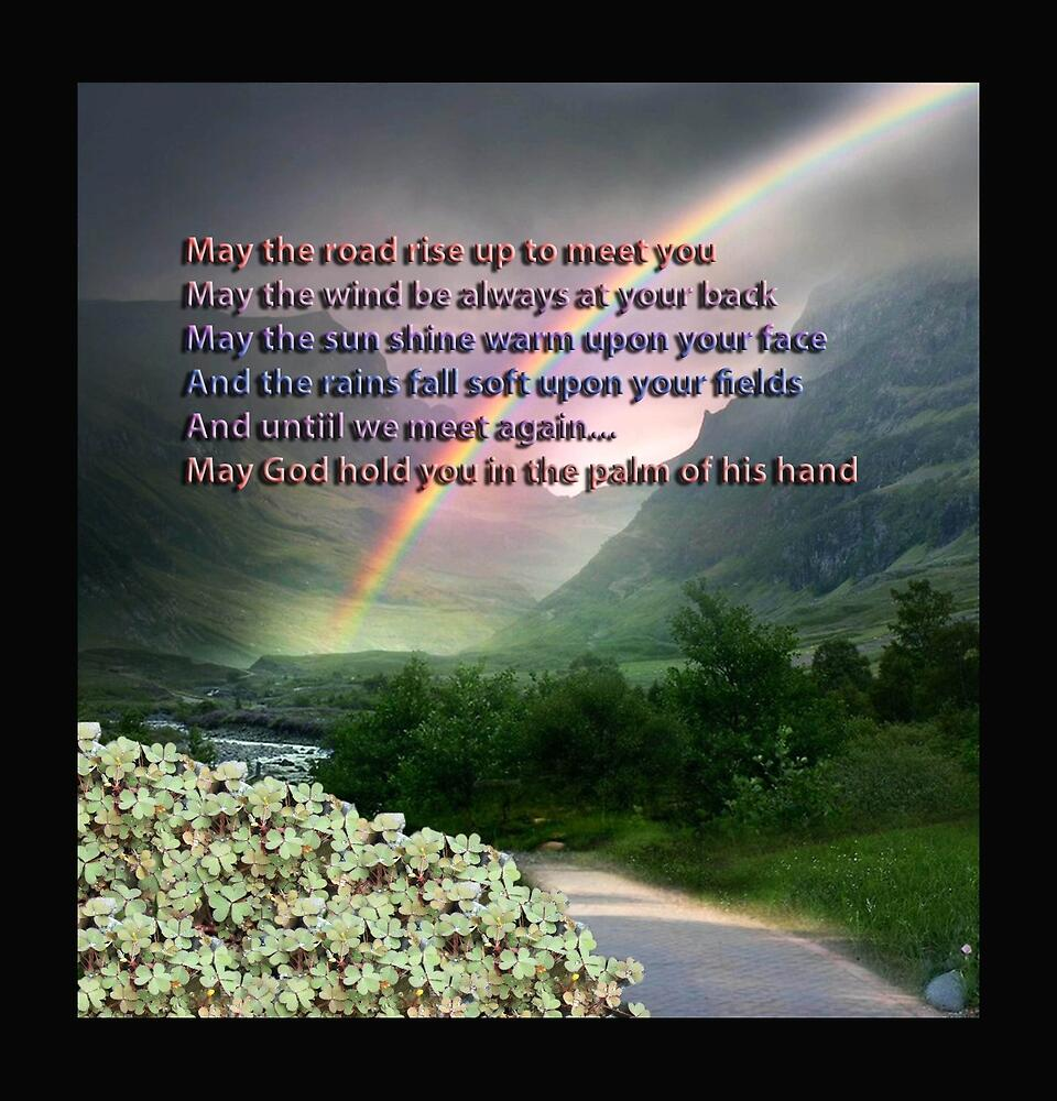 IRISH BLESSING by Tammera
