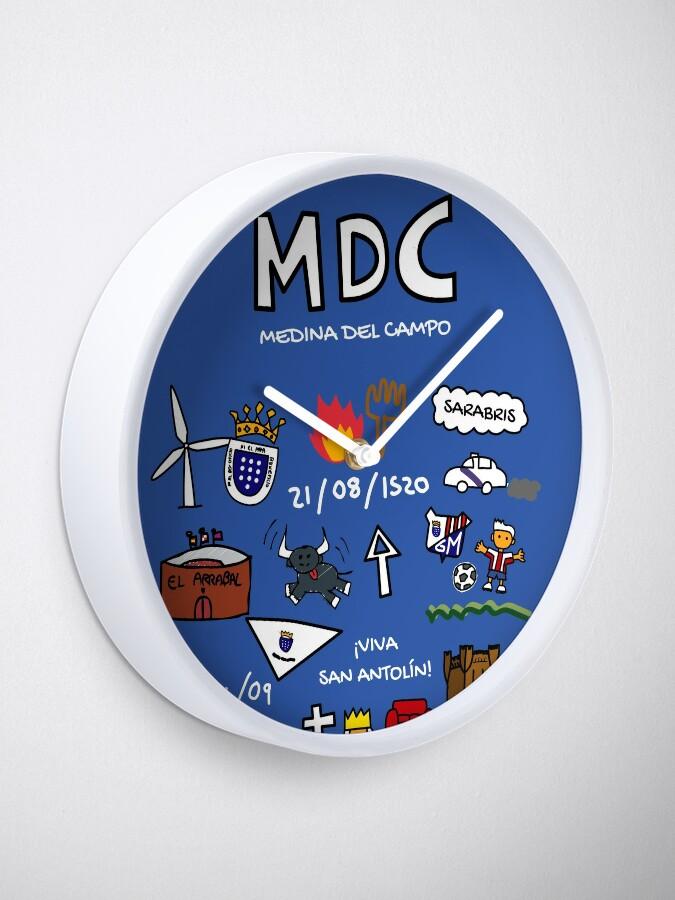 Vista alternativa de Reloj Diseño Medina del Campo (Valladolid)
