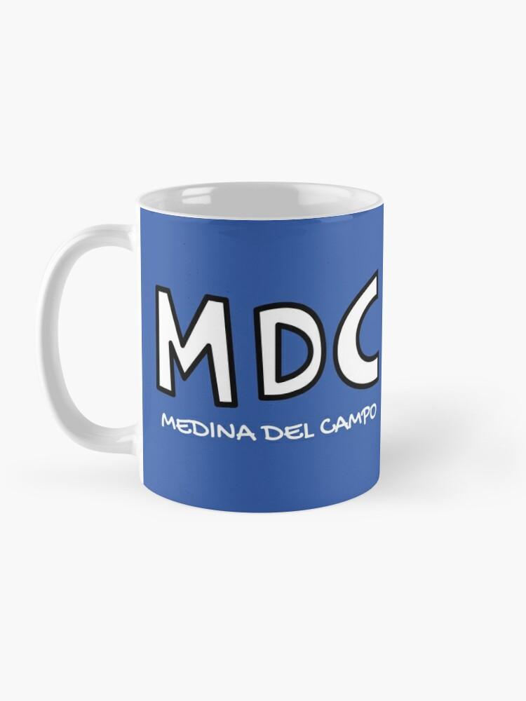 Vista alternativa de Taza Diseño Medina del Campo (Valladolid)