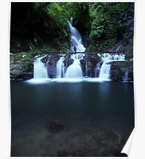 """Elabana Falls"" ∞ Lamington National Park, QLD - Australia Poster"