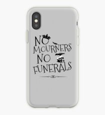 Six of Crows GREY iPhone Case