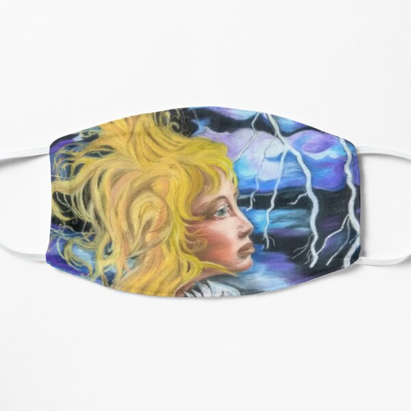 Mermaid in the Storm Mask