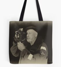 Captain Pete Tote Bag