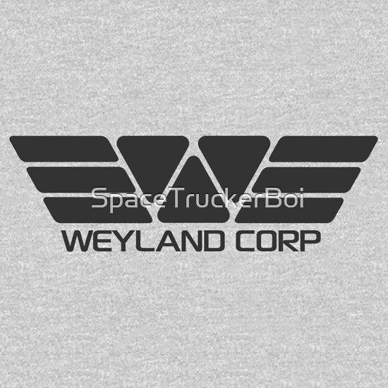 TShirtGifter presents: Weyland Industries v1