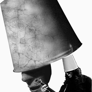 Buckethead by RichieRiich