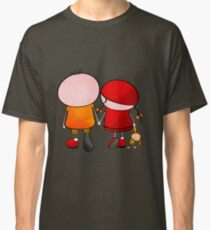 Lovely Couple Classic T-Shirt