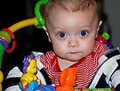 Baby Brody's Blue Eyes by Tori Snow