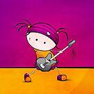 Rockstar Girl by Media Jamshidi