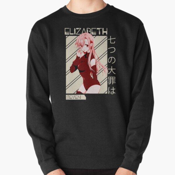 The seven dealdy sins Elizabeth shirt  Pullover Sweatshirt