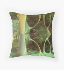 Vital Connections Throw Pillow