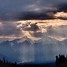 Mount Archibald, Kluane NP, Yukon by Marty Samis