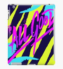 Its All Good iPad Case/Skin