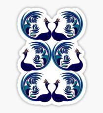 Leafbird Sticker