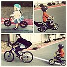 Biking with Jeff by Ashley Marie