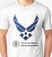 Air Force Remembers  T-Shirt