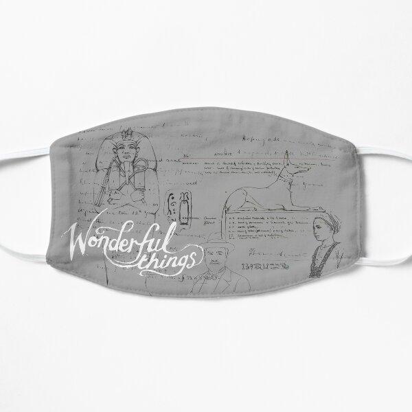 Wonderful Things - King Tut & Howard Carter (LIGHT) Mask Mask