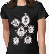 Animaux Cameo Women's Fitted T-Shirt
