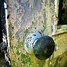 Old door by Kerry Loggins