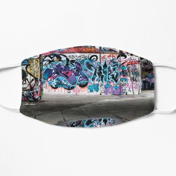 London Southbank Skate Graffiti Mask