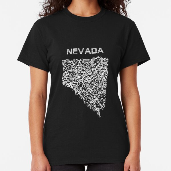 Unknown Elevations - Nevada Classic T-Shirt