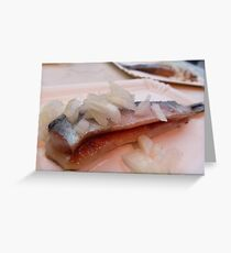 Herring Heaven Greeting Card
