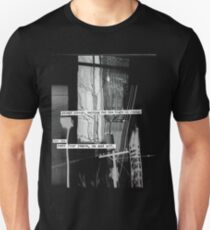 street corner, waiting for the light to change Unisex T-Shirt