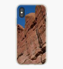 Erosion von Sandstein Red Rocks iPhone-Hülle & Cover