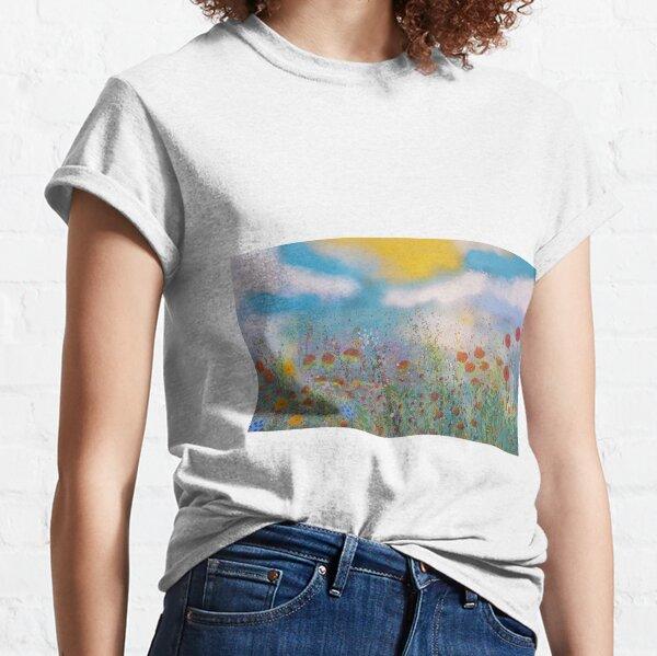 'Lazy Summer days' Classic T-Shirt