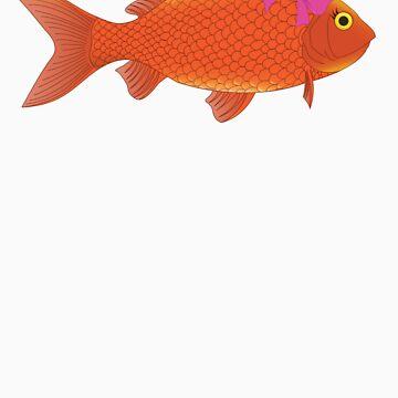 Le Femme Fish. by djg5286