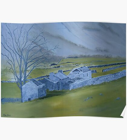 Across the Dales Poster