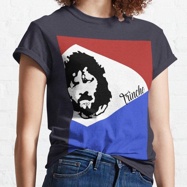 Leyenda El Trinche Tomas Carlovich Camiseta clásica