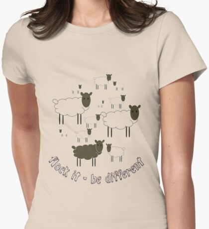 Flock It - Be Different T-Shirt