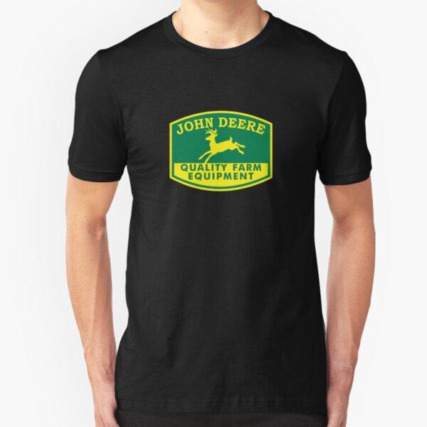 Best Selling - John Deere Quality Farm Equipment Slim Fit T-Shirt